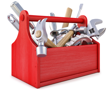 What's in your TOOLKIT today?