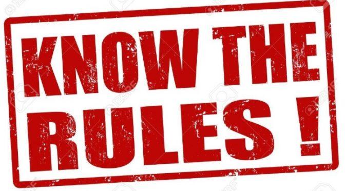 Membership Rules?